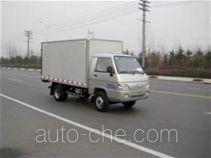 Foton BJ5042XXY-X6 box van truck