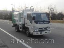福田牌BJ5042ZZZ-E2型自装卸式垃圾车