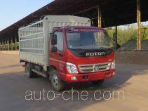 福田牌BJ5043CCY-FE型仓栅式运输车