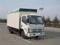 Foton BJ5043CPY-A1 soft top box van truck