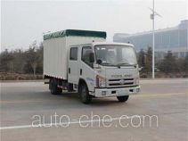 Foton BJ5043CPY-A3 soft top box van truck