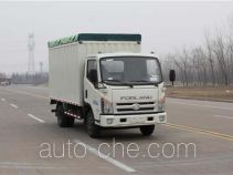 Foton BJ5043CPY-B2 soft top box van truck