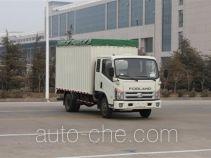 Foton BJ5043CPY-C1 soft top box van truck
