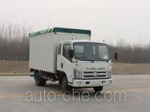 Foton BJ5043CPY-C2 soft top box van truck