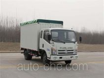 Foton BJ5043CPY-C2 soft top box van truck