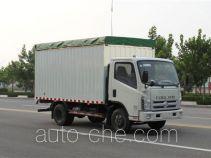 Foton BJ5043CPY-M1 soft top box van truck