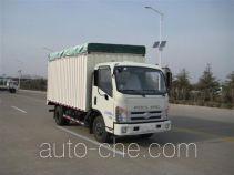Foton BJ5043CPY-N1 soft top box van truck