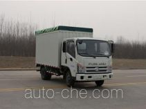 Foton BJ5043CPY-N2 soft top box van truck