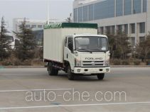 Foton BJ5043CPY-X2 soft top box van truck