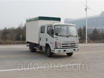 Foton BJ5043CPY-X3 soft top box van truck