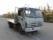 福田牌BJ5043TPB-P1型平板运输车