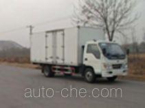 时代牌BJ5043V7BW6-MA型厢式运输车