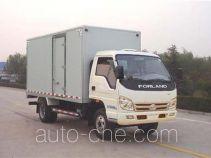 Foton BJ5043V8BEA-A box van truck