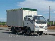 Foton BJ5043V8CEA-SB1 soft top box van truck