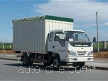 Foton BJ5043V8CEA-SB1 soft top box van truck