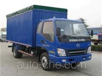 Foton BJ5043V8CFA-S3 soft top box van truck