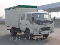 Foton BJ5043V8DDA-C soft top box van truck