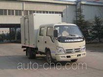 Foton BJ5043V8DEA-D box van truck