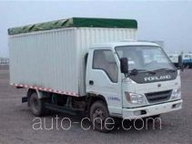 Foton BJ5043V9BDA-C soft top box van truck