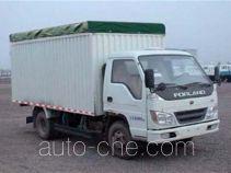 福田牌BJ5043V9BDA-C型蓬式运输车