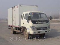 Foton BJ5043V9CEA-D box van truck