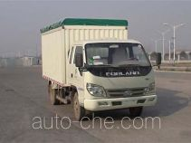 Foton BJ5043V9CEA-F soft top box van truck