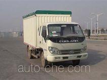 Foton BJ5043V9CEA-F soft top box van truck