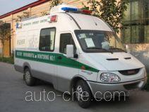 BAIC BAW BJ5043XJC1 monitoring vehicle