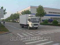 Foton BJ5043XLC refrigerated truck