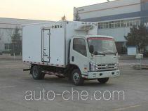 福田牌BJ5043XLC-B1型冷藏车