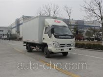 Foton BJ5043XWT-A mobile stage van truck