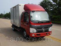 福田牌BJ5043XXY-AD型厢式运输车