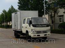 Foton BJ5043XXY-BR box van truck
