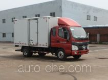 Foton BJ5043XXY-FD box van truck