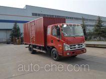 福田牌BJ5043XXY-P7型厢式运输车