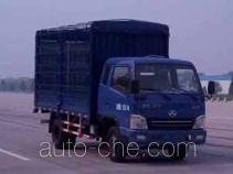 北京牌BJ5044CCY114型仓栅式运输车