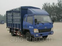 北京牌BJ5044CCY1D型仓栅式运输车