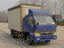BAIC BAW soft top box van truck