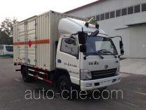 BAIC BAW BJ5044XRQ51 flammable gas transport van truck