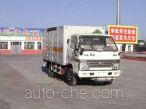 BAIC BAW BJ5044XWY52 dangerous goods transport vehicle