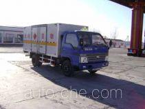 BAIC BAW BJ5044XWY53 dangerous goods transport vehicle