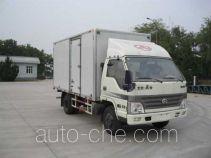 北京牌BJ5044XXY1E型厢式运输车