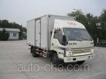 北京牌BJ5044XXY1M型厢式运输车