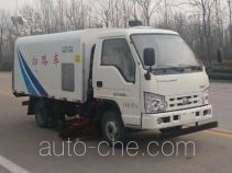 福田牌BJ5045TSL-1型扫路车