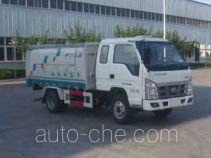 Foton BJ5045XTY-3 sealed garbage container truck