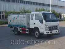 Foton BJ5045XTY-3 герметичный мусоровоз для мусора в контейнерах