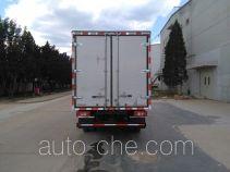 Foton BJ5116XXY-A1 box van truck