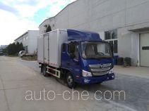 Foton BJ5045XXY-F2 box van truck