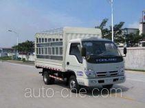 福田牌BJ5046CCY-AB型仓栅式运输车