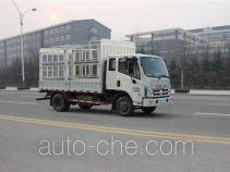 Foton BJ5046CCY-BV грузовик с решетчатым тент-каркасом
